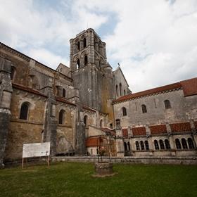 La basilique Sainte-Marie-Madeleine de Vézelay