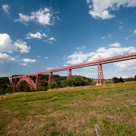 Le Viaduct de Garabit