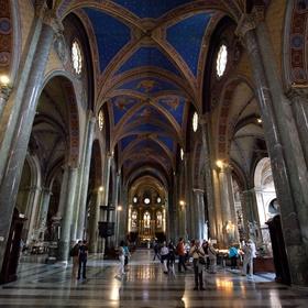 Řím - kostely