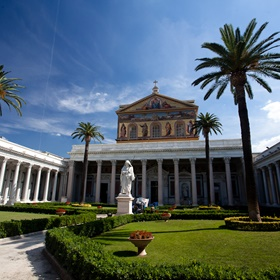 Řím - Basilica maior