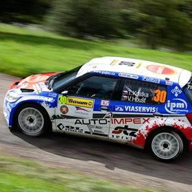 Barum Czech Rally Zlín 2010