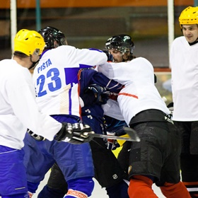 Lední hokej XV