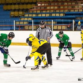 AHL 13-14: HC Včelary - HC Suchá Loz