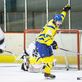 AHL 13-14: HC Včelary - HC Kings UH