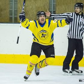 AHL 14-15: HC Včelary - HC Žraloci Mistřice