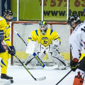 AHL 14-15: HC Včelary - HC Plameny Vnorovy