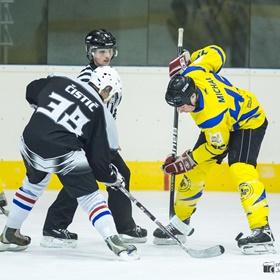 AHL 14-15: HC Včelary - HC Batykáči