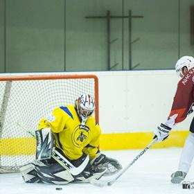 AHL 14-15: HC Včelary - AHC Spartak Kaňovice