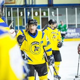 AHL 14-15: HC Včelary - HC Suchá Loz