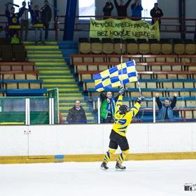 AHL 14-15: HC Včelary - HC Moravský Písek