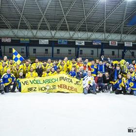 AHL 14-15: HC Včelary - HC Žraloci Mistřice - FINÁLE