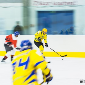 AHL 15-16: HC Včelary - HC Kohůti Bánov