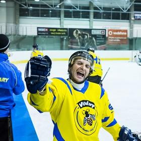 AHL 15-16: HC Včelary - HC Scorpions