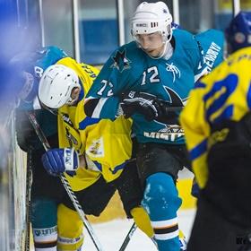 AHL 15-16: HC Včelary - HC Žraloci Mistřice