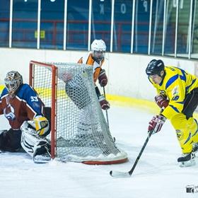 AHL 15-16: HC Včelary - HC Dynamo Slovácko