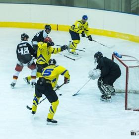 AHL 15-16: HC Včelary - HC Batykáči