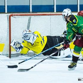 AHL 15-16: HC Včelary - HC Moravský Písek - 2. čtvrtfinále