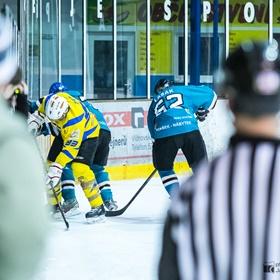 AHL 15-16: HC Včelary - HC Žraloci Mistřice - 2. semifinále
