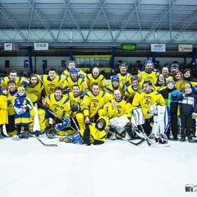 AHL 15-16: HC Včelary - HC Plameny Vnorovy - o 3. místo