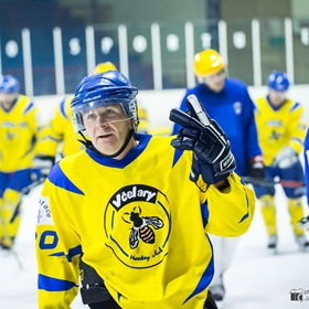 AHL 16-17: HC Včelary - HC Korytná