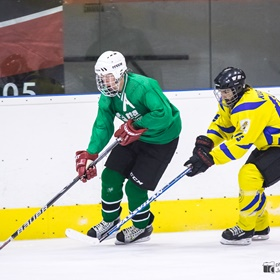 AHL 16-17: HC Včelary - HC Ostrožská Lhota