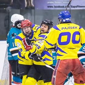 AHL 16-17: HC Včelary - HC Sharks Mistřice, 1. ČF