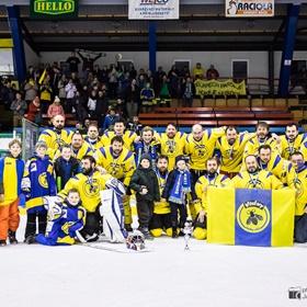 AHL 16-17: HC Včelary - HC Moravský Písek, FINÁLE