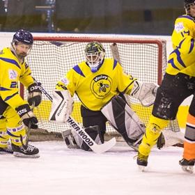 AHL 17-18: HC Včelary - HC Moravský Písek