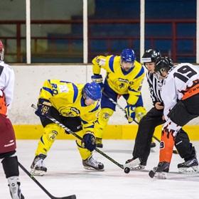 AHL 17-18: HC Včelary - HC Plameny Vnorovy