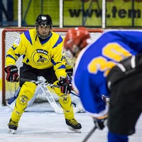 AHL 17-18: HC Včelary - HC Piráti Lagunators