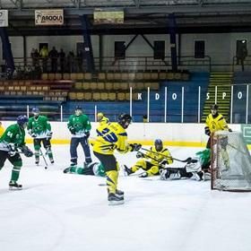 AHL 17-18: HC Včelary - HC Suchá Loz