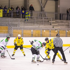 AHL 17-18: HC Včelary - HC Ostrožská Lhota