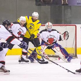 AHL 17-18: HC Včelary - HC Devils