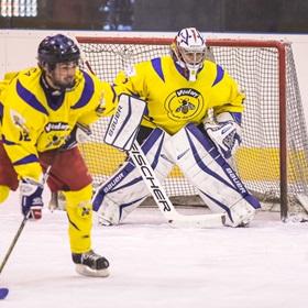 AHL 17-18: HC Včelary - HC Korytná