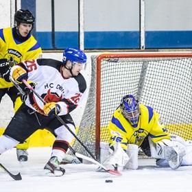 AHL 17-18: HC Včelary - HC Devils, 1.ČF