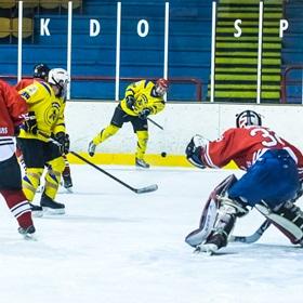 AHL 17-18: HC Včelary - HC Scorpions, 2. SF