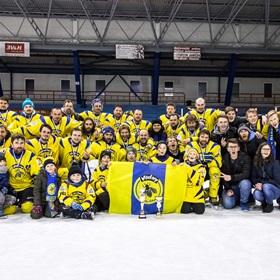 AHL 17-18: HC Včelary - HC Moravský Písek, FINÁLE