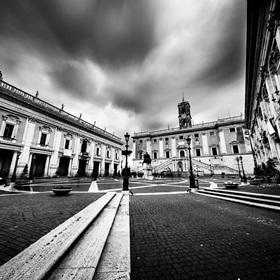 Roma - Vaticano 2018 (BW)