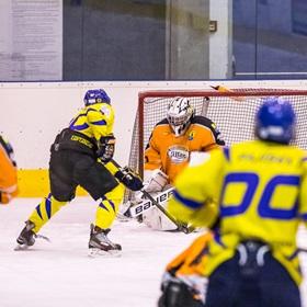 AHL 18-19: HC Včelary - HC Moravský Písek