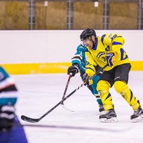 AHL 18-19: HC Včelary - HC Sharks Mistřice