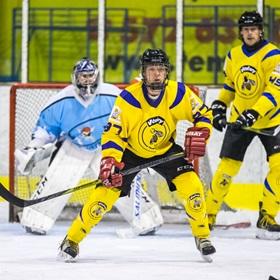 AHL 18-19: HC Včelary - HC Piráti Lagunators