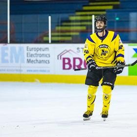 AHL 18-19: HC Včelary - HC Scorpions