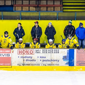 AHL 18-19: HC Včelary - HC Korytná