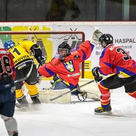 VHL-C 19-20: HC Pozlovice vs AHC Bojkovice B #2