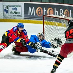 VHL-C 19-20: HC Pozlovice vs HC Francova Lhota #16