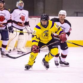 SAHL 19-20: HC Včelary - HC Devils #19