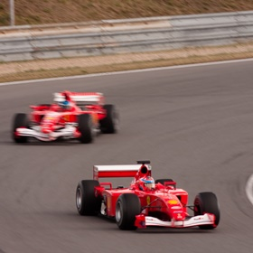 Ferrari Racing Days Brno 2009
