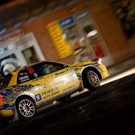 Barum Czech Rally Zlín 2009