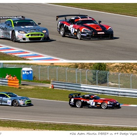FIA GT a Podzimní cena Brna