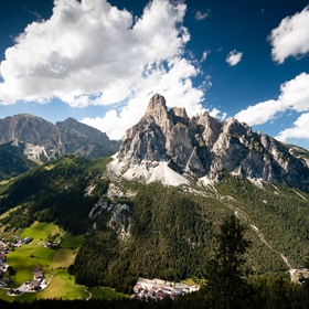 Dolomiti 2009, Repubblica Italiana